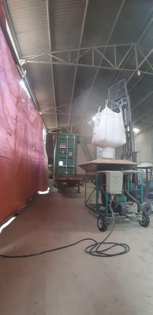 pellets-factory
