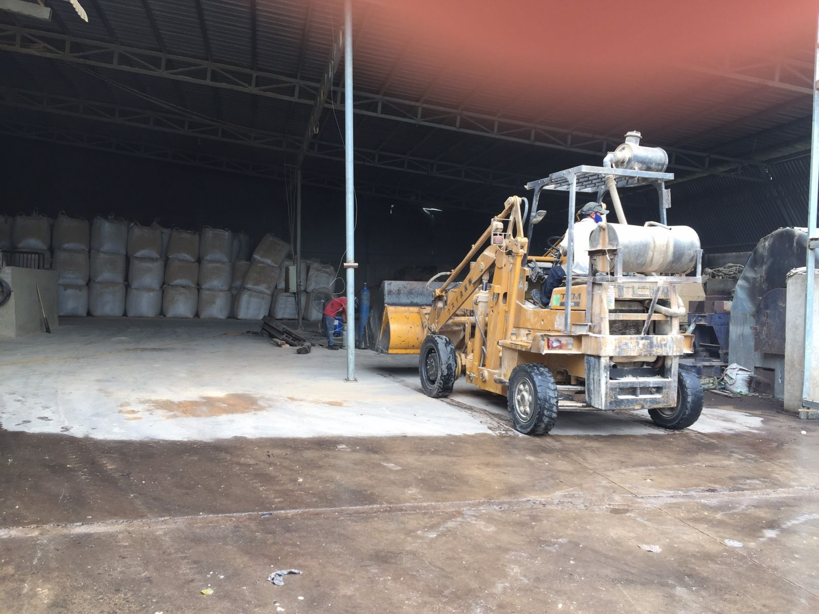 pine-pellets-factory